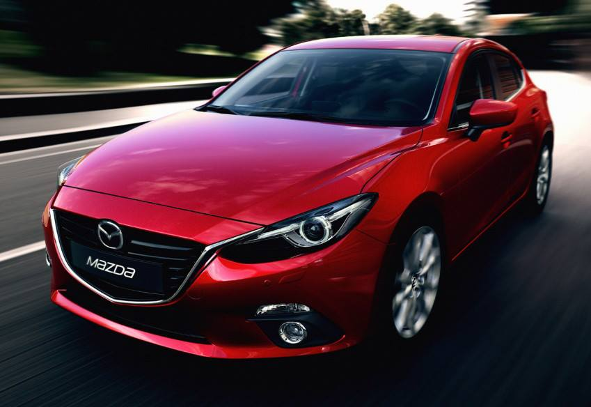 Mazda Imagined In More Colors Photo Gallery on 2014 Mazda 3 Engine