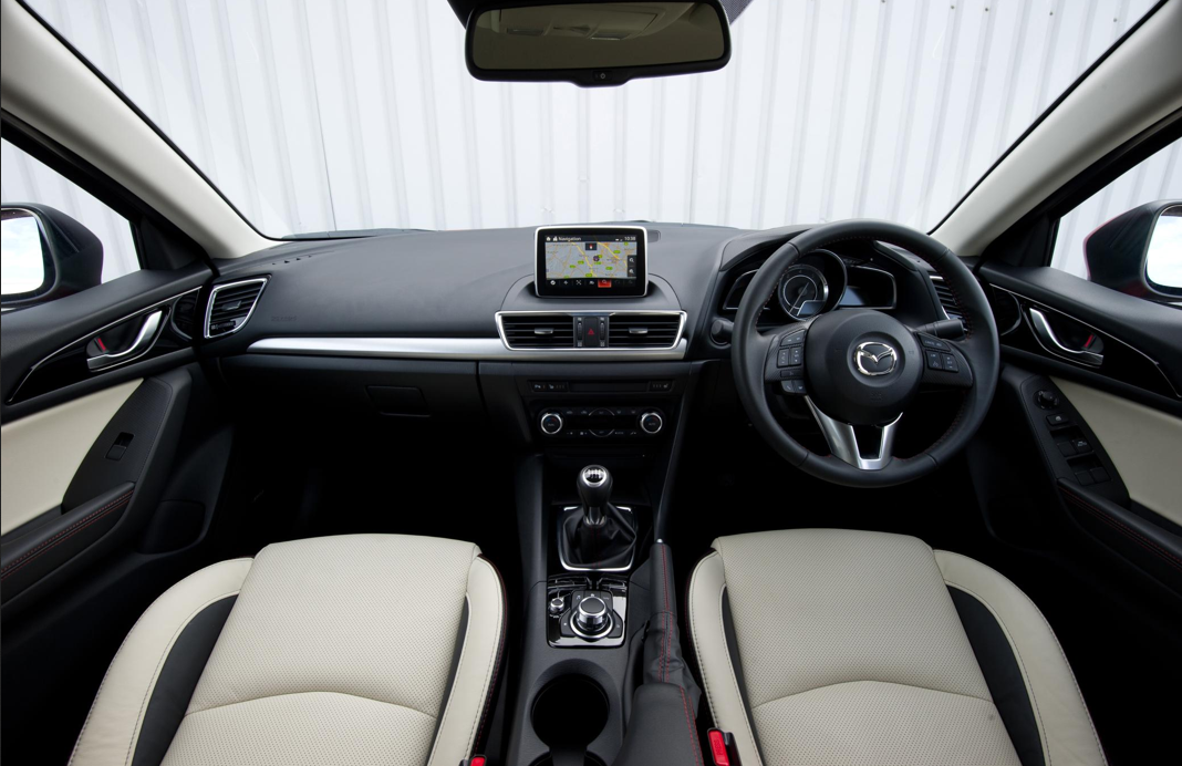 2014 Mazda3 UK Pricing Announced - autoevolution