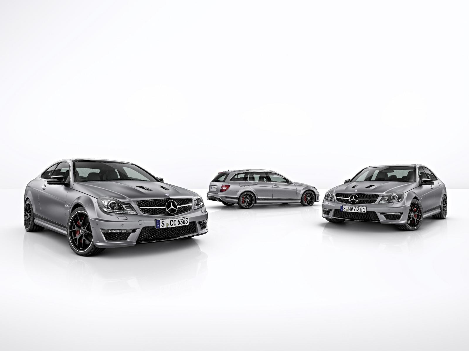 2014 mercedes benz c63 amg edition 507 released video for Mercedes benz video