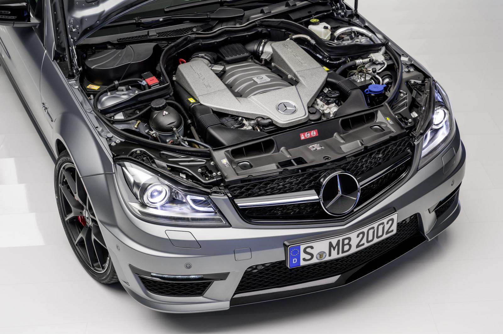 2014 mercedes benz c63 amg edition 507 released video for Mercedes benz c63 engine