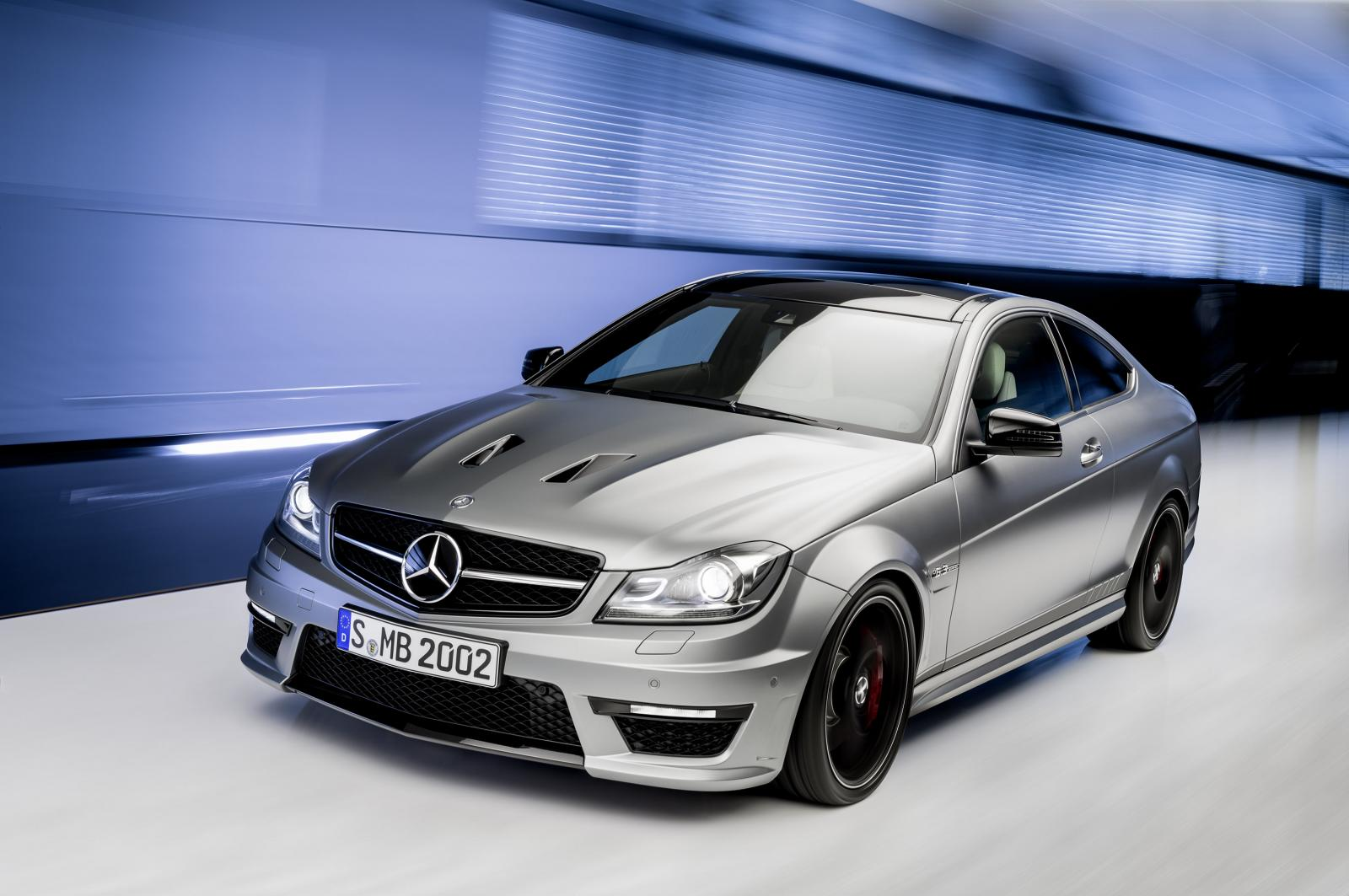 2014 mercedes benz c63 amg edition 507 released video for Mercedes benz amg 6 3
