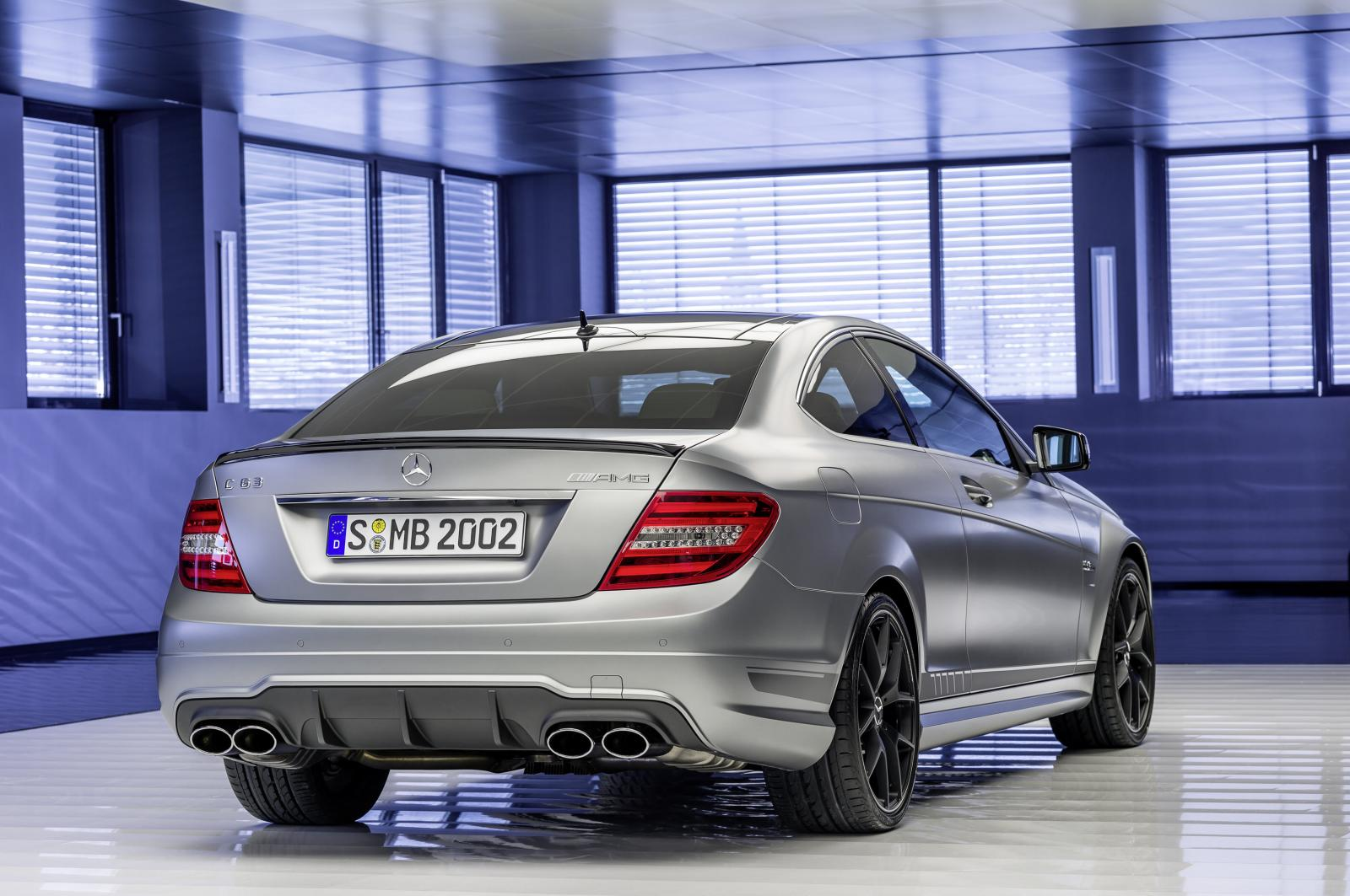 2014 mercedes benz c63 amg edition 507 released video autoevolution. Black Bedroom Furniture Sets. Home Design Ideas