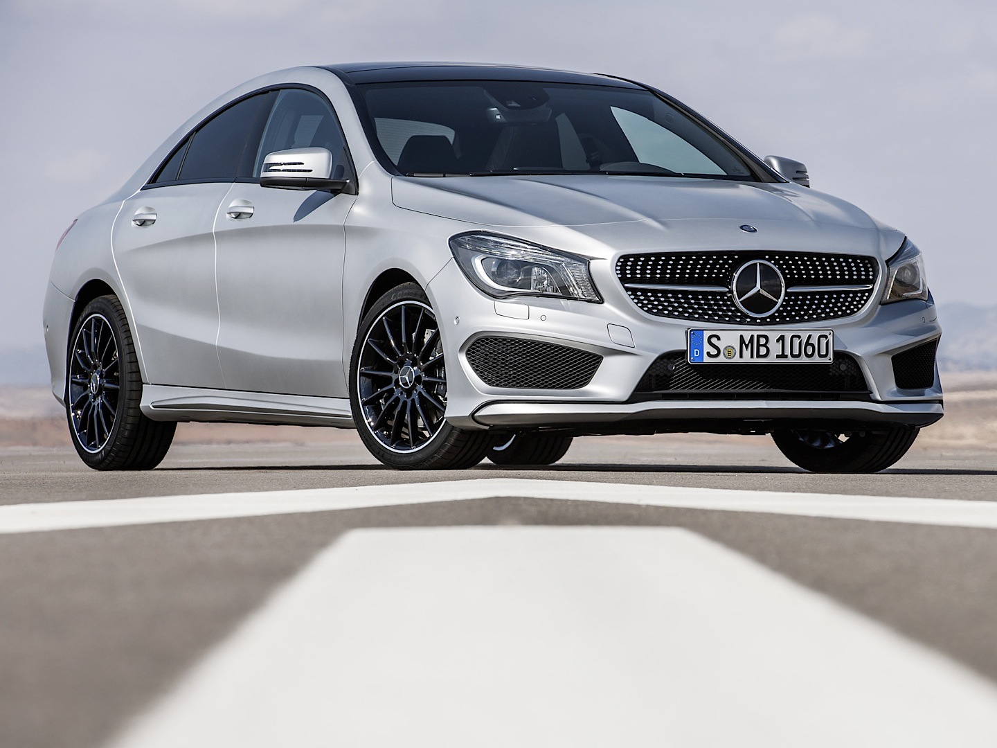 2014 mercedes benz cla 250 gets rated by the epa for Benz mercedes cla