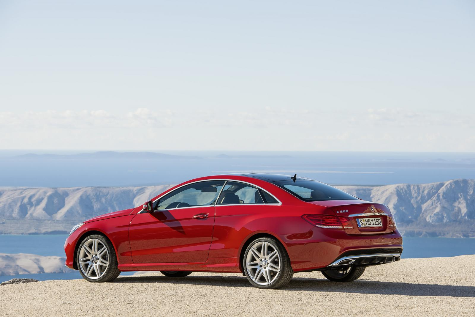2014 mercedes benz e class coupe and cabriolet facelift for Mercedes benz coupe models
