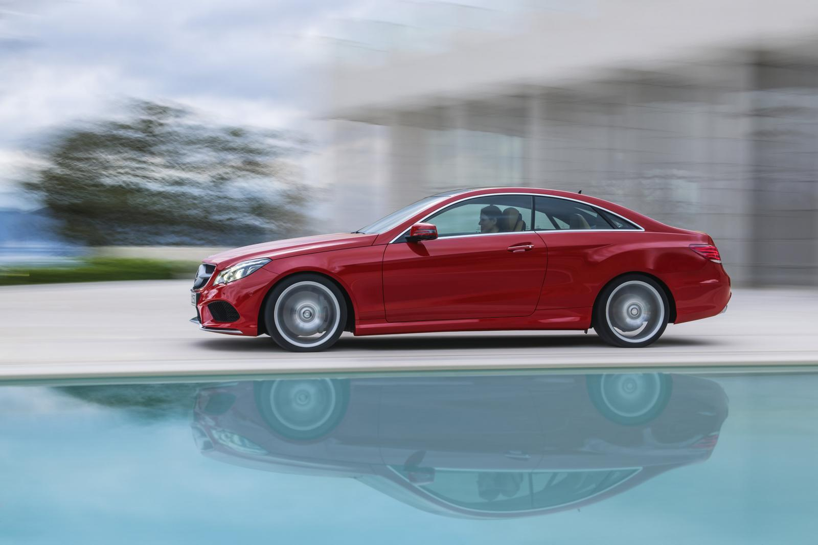 2014 mercedes benz e class coupe and cabriolet facelift for 2014 mercedes benz e class coupe