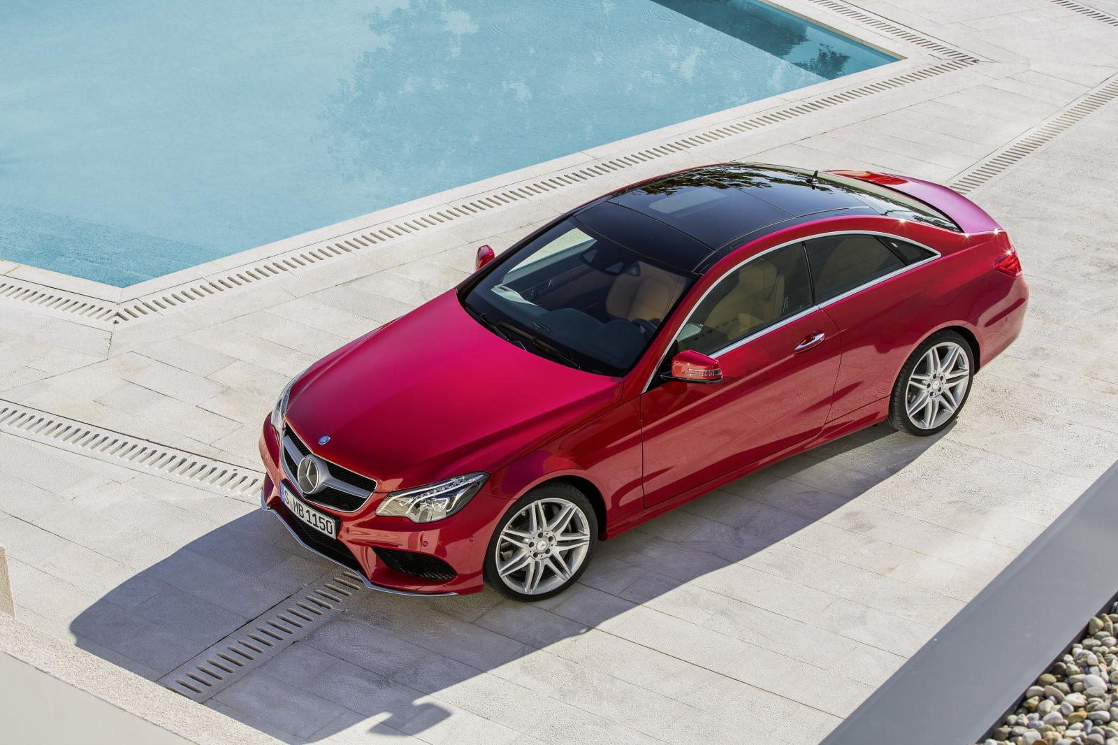 2014 mercedes benz e class coupe and cabriolet facelift released autoevolution - Mercedes e class coupe 2014 ...