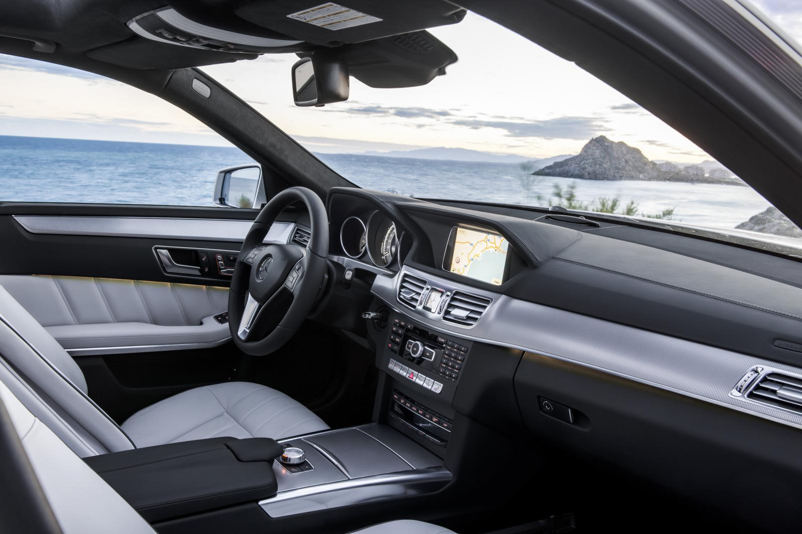 2014 Mercedes-Benz E-Class Facelift Revealed - Photo Gallery ...