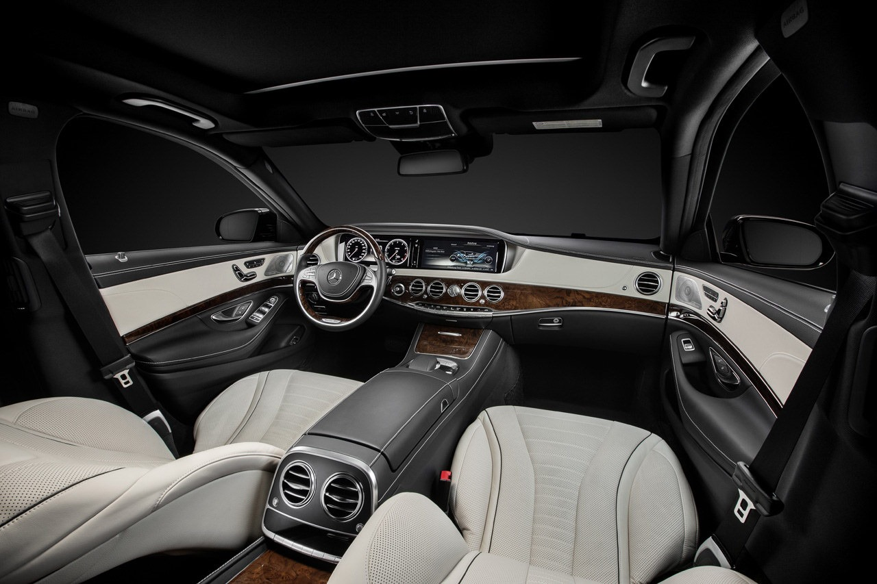 2014 mercedes benz s class fully revealed in hamburg for Mercedes benz 2014 s class