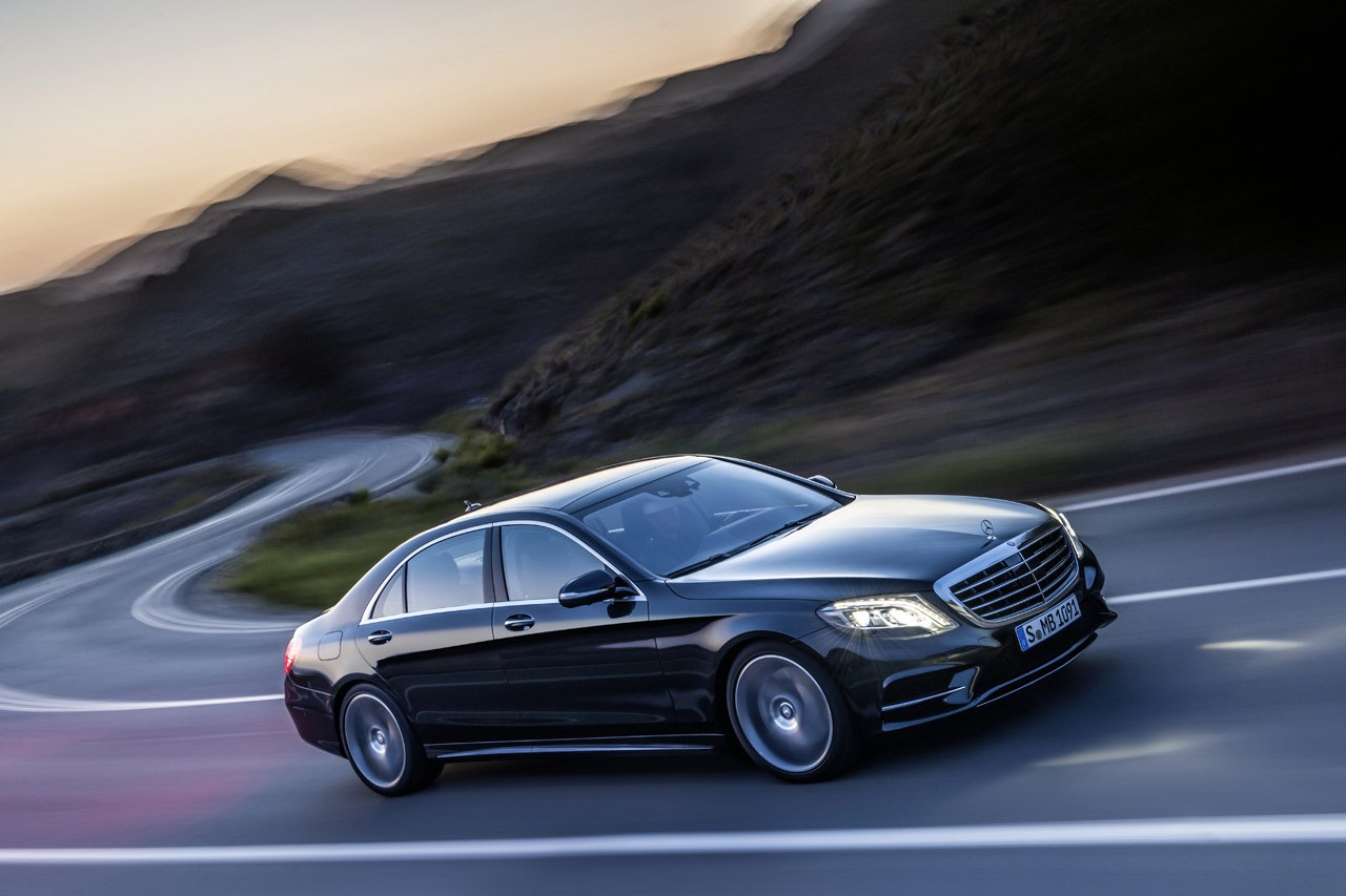 2014 mercedes benz s class fully revealed in hamburg for How much is a 2014 mercedes benz s550