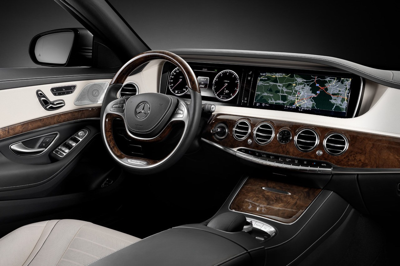 2014 Mercedes-Benz S-Class Fully Revealed in Hamburg - Photo ...