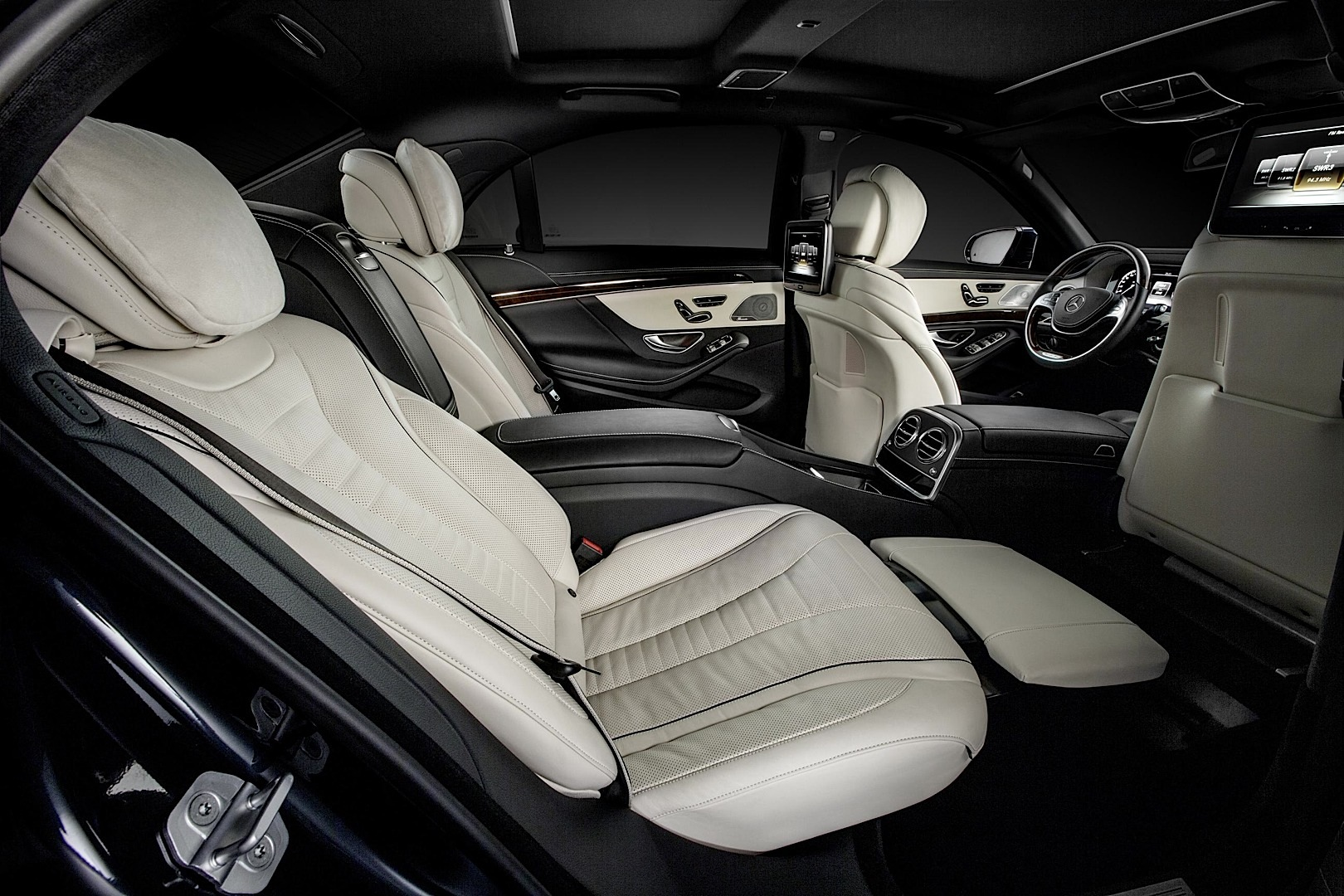 2014 Mercedes-Benz S-Class Fully Revealed in Hamburg ...