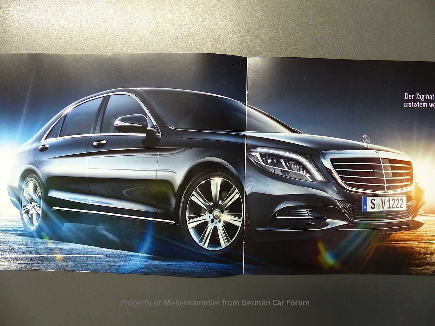 2014 mercedes benz s550 tested autoevolution for New mercedes benz s class 2014