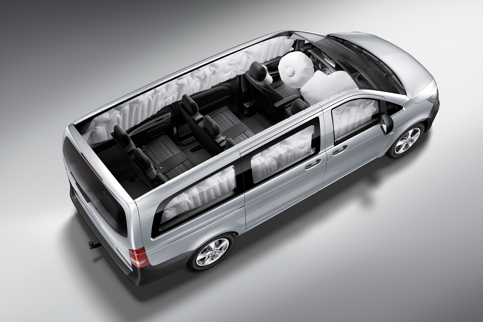 2014 mercedes benz vito revealed shares underpinnings. Black Bedroom Furniture Sets. Home Design Ideas