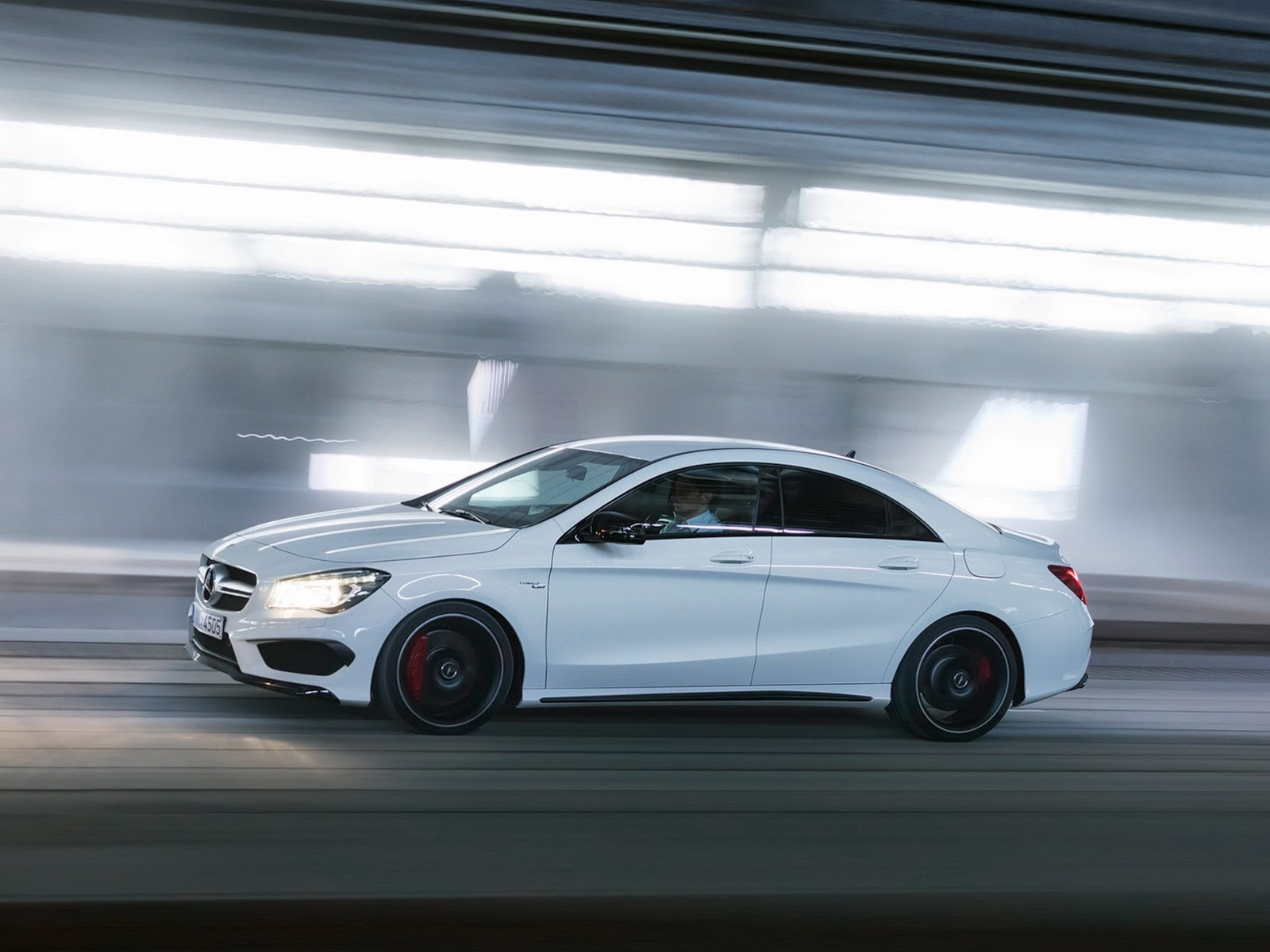 2014 Mercedes CLA 45 AMG First Photos Leaked [Photo Gallery]