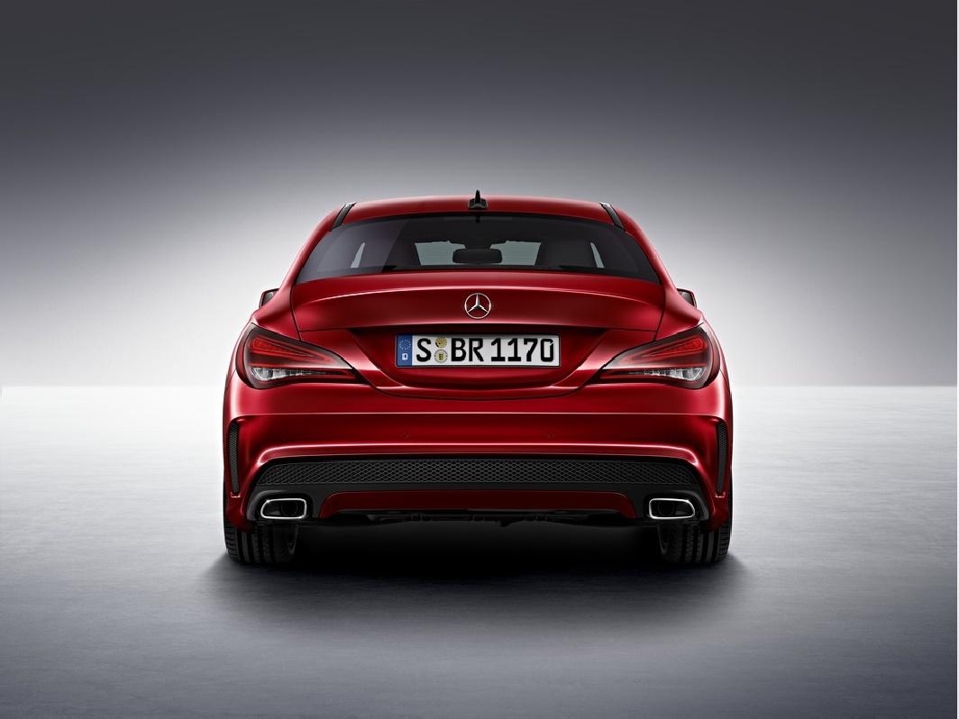2014 Mercedes CLA US Order Guide Leaked - autoevolution