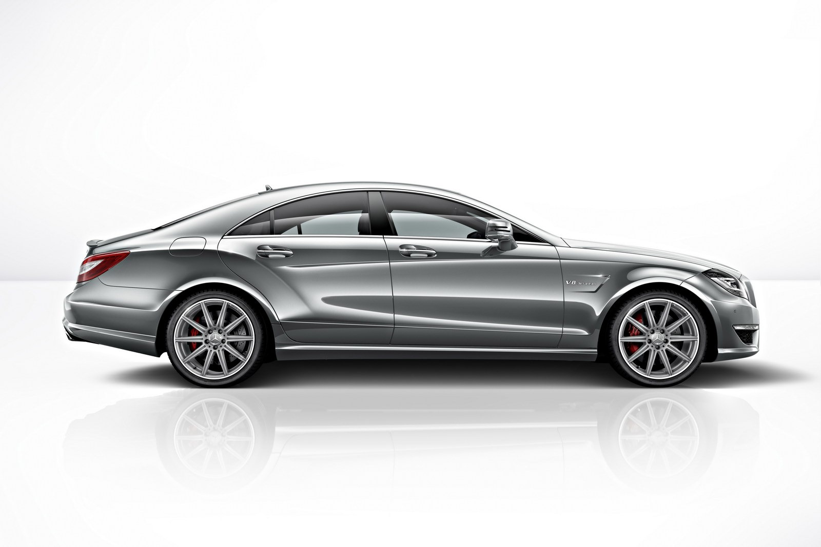 2014 Mercedes CLS 63 AMG Gets More Power, 4MATIC ...