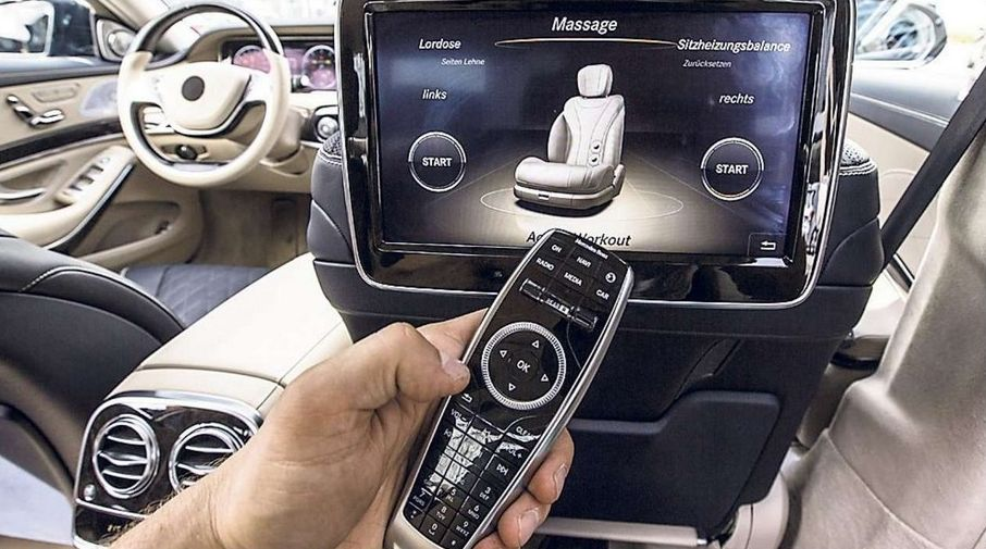 2014 mercedes s class new interior photos and engine details leaked autoevolution - 2014 mercedes c class interior ...