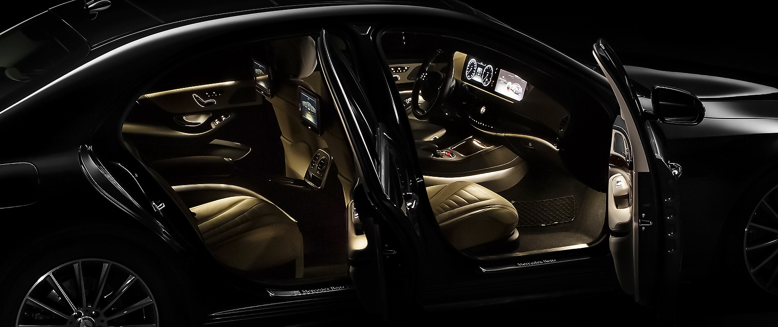 2014 Mercedes S Class Official Interior Photos Released Autoevolution