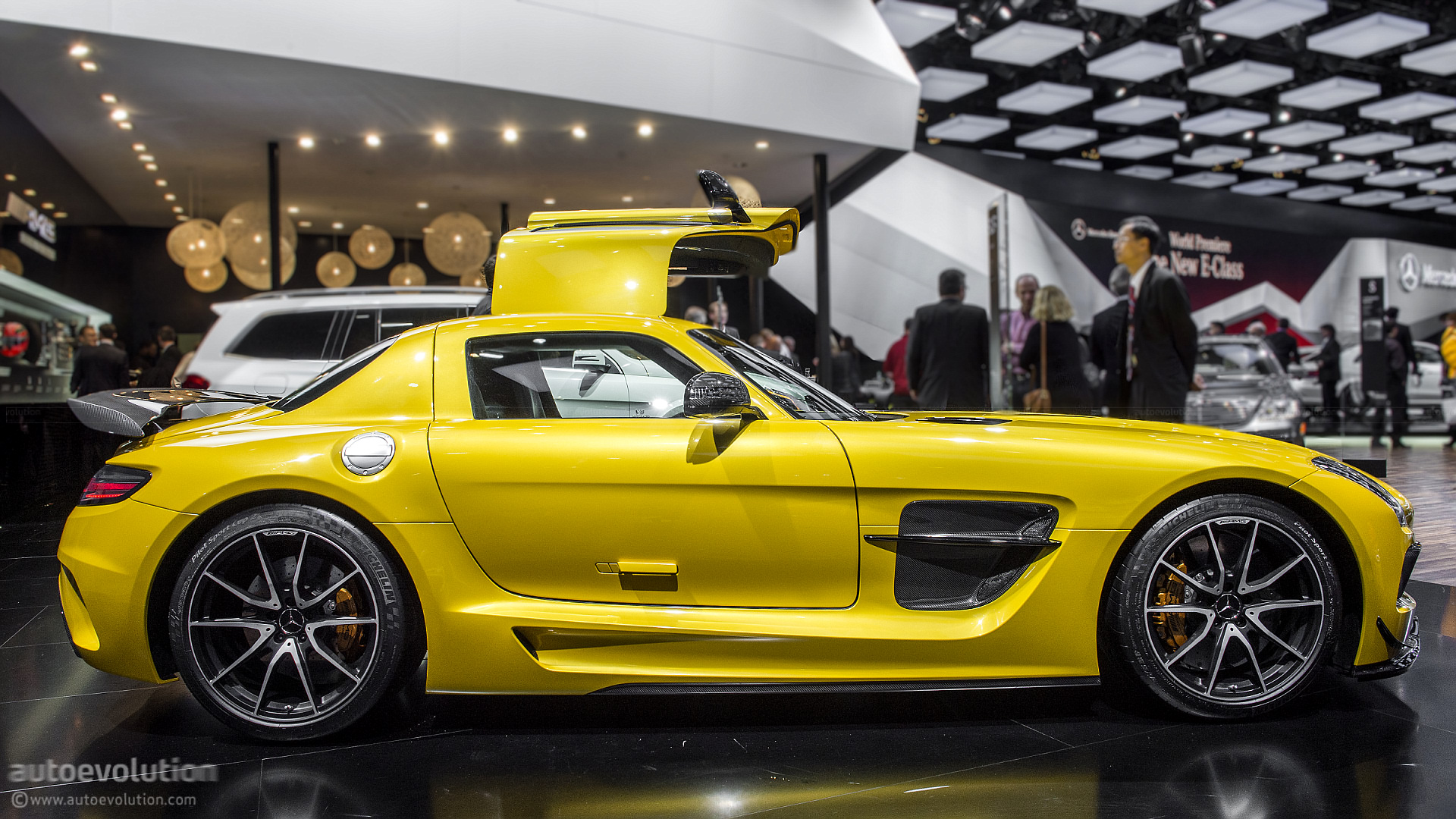 2014 mercedes sls amg black series us pricing announced autoevolution. Black Bedroom Furniture Sets. Home Design Ideas
