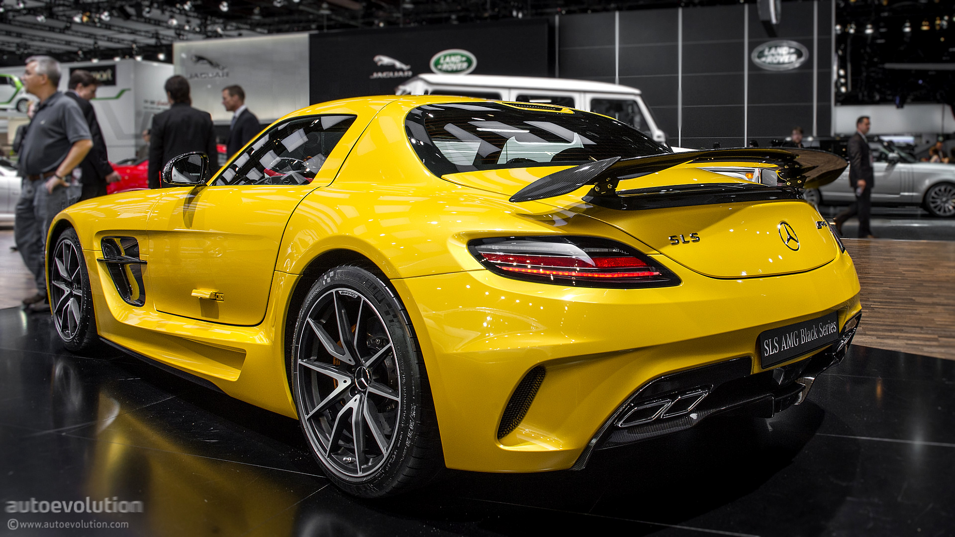2014 mercedes sls amg black series us pricing announced for Mercedes benz sls price