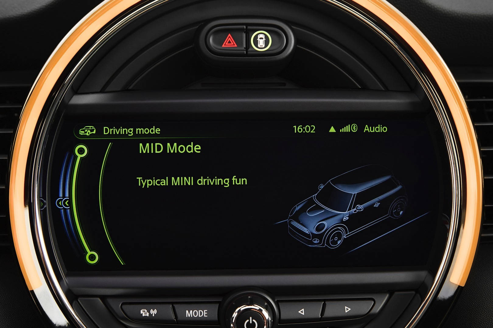 2014 MINI Cooper Has Driving Modes for the First Time ...