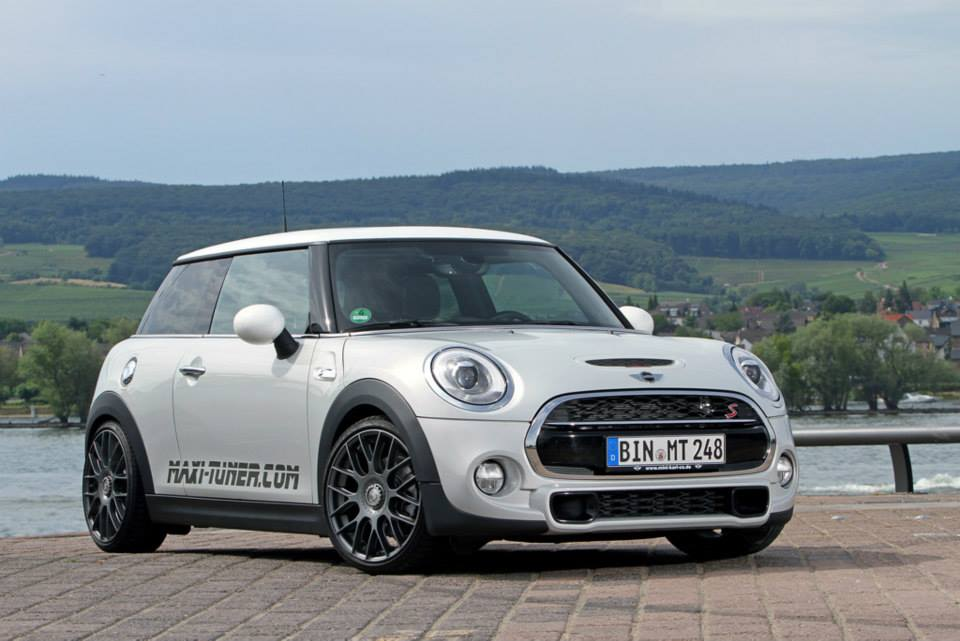 2014 mini cooper s by maxi tuner delivers 220 ps. Black Bedroom Furniture Sets. Home Design Ideas