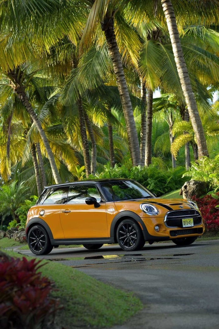 Mi Ni Clips: 2014 MINI Cooper S Wallpapers