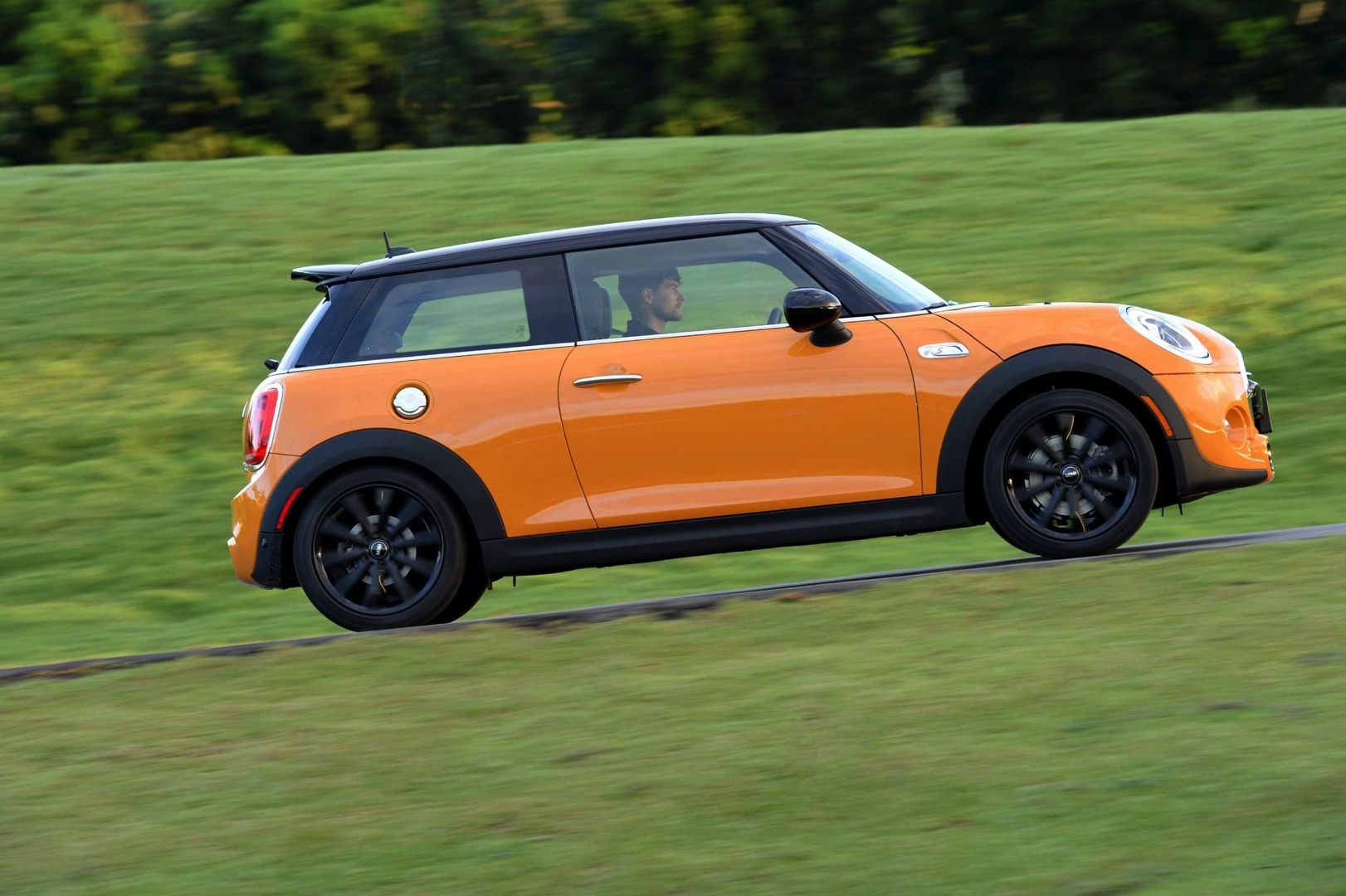 Mini Cooper Seattle >> 2014 MINI Cooper S Wallpapers - autoevolution
