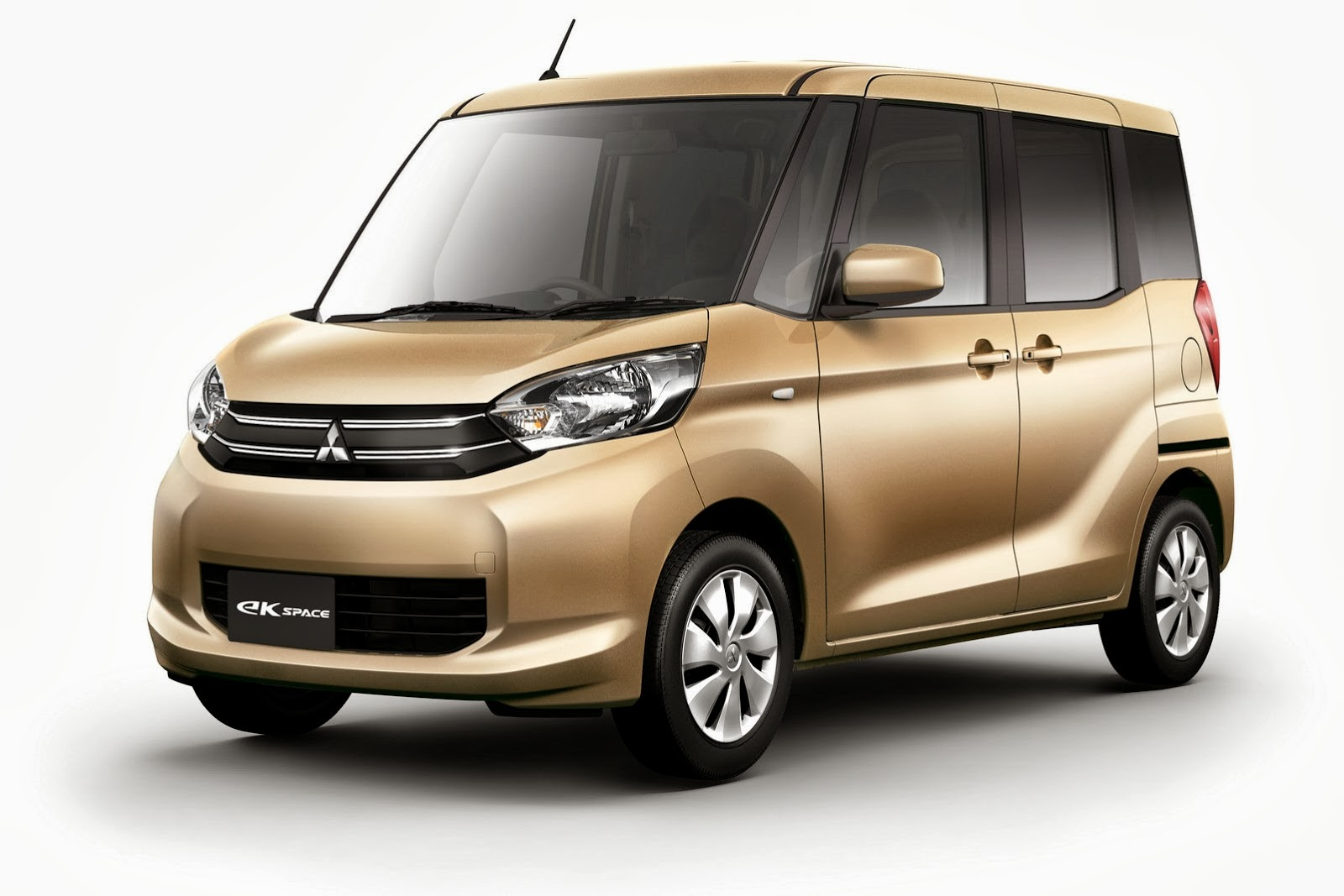 2014 Mitsubishi Ek Space Custom It S Cool To Be Square