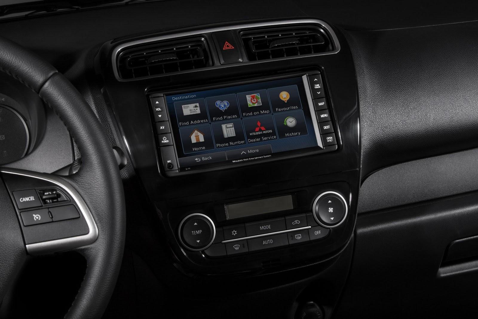 2014 Mitsubishi Mirage Makes Us Debut In New York