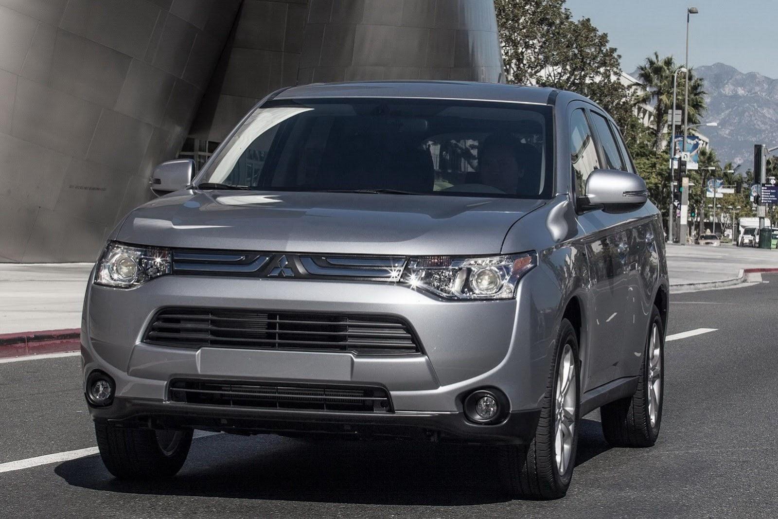New 2014 Mitsubishi Outlander