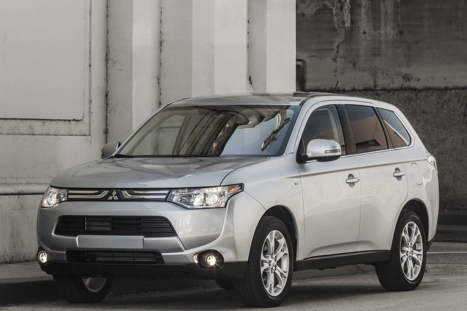 Mitsubishi Outlander 2014 Price 2014 Mitsubishi Outlan...