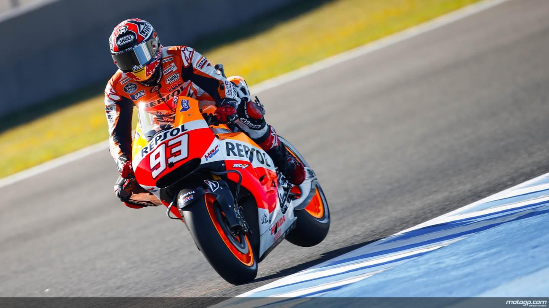 2014 MotoGP: Marc Marquez Leads FP2, Aleix Espargaro Still the Fastest Rider of the Day ...