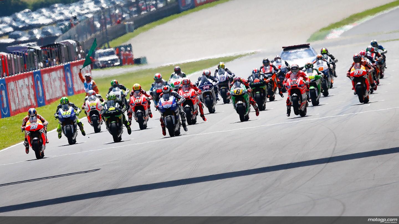 2014 MotoGP: Provisional Grid Shows New Names, More to Come - autoevolution