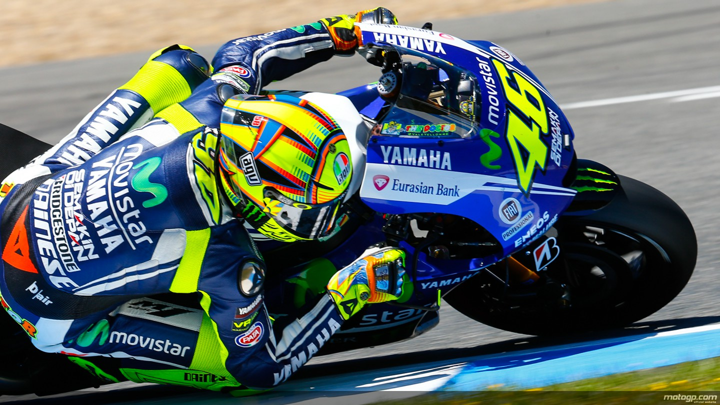 2014 MotoGP: Valentino Rossi Receives All-New Chassis, Says It's Not Bad - autoevolution