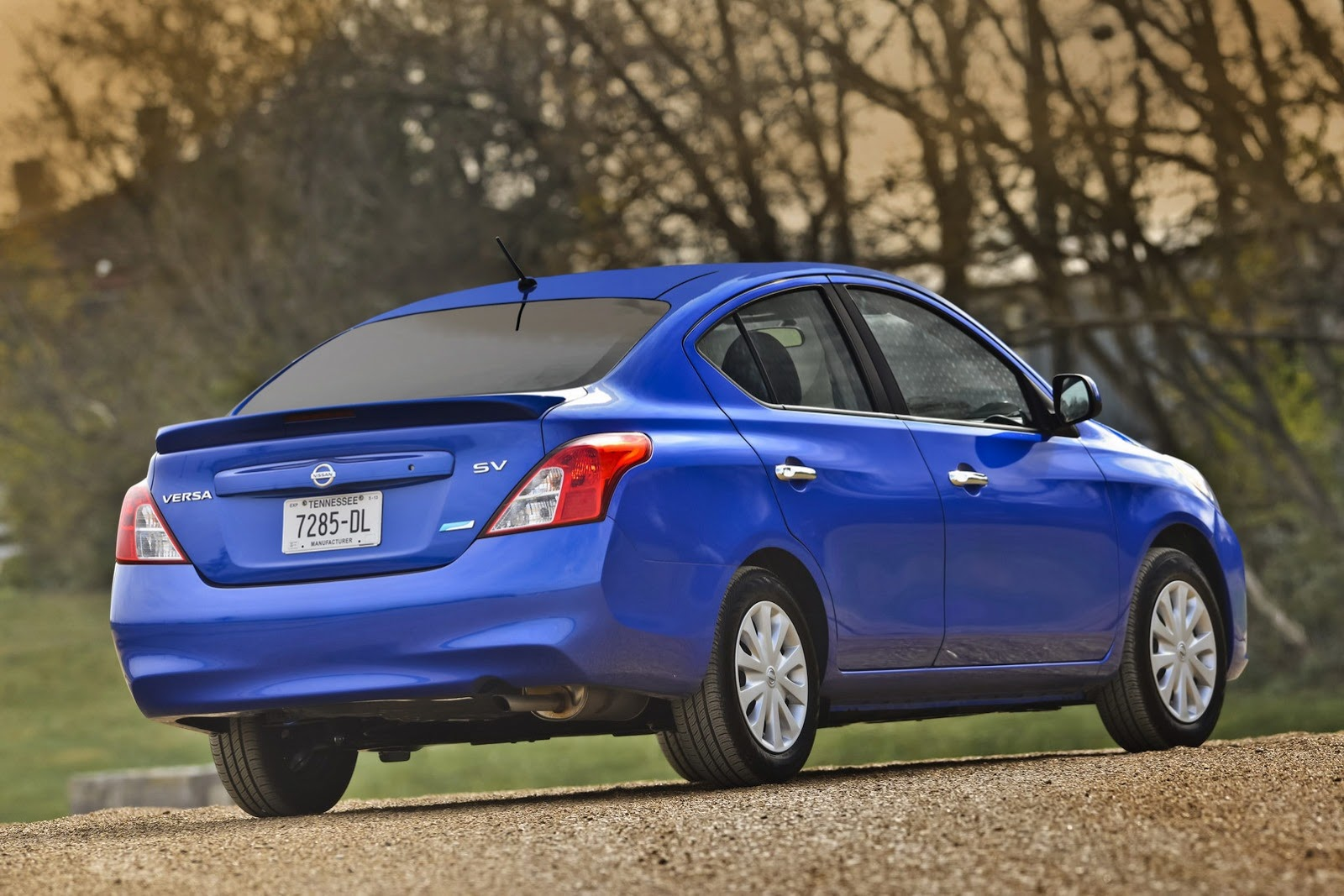 2014 Nissan Versa Details and Pricing - Photo Gallery - autoevolution
