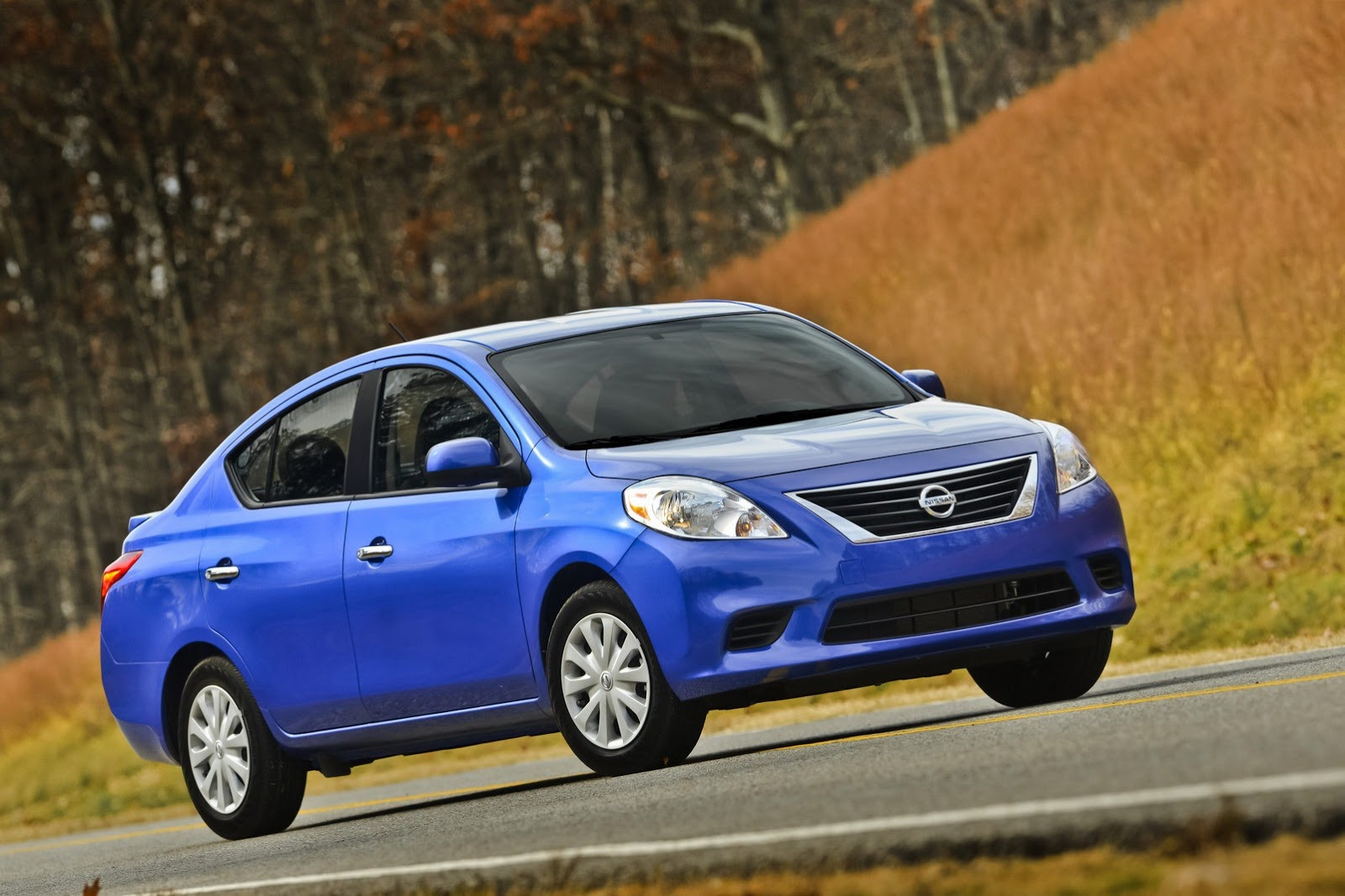 Awesome ... 2014 Nissan Versa ...