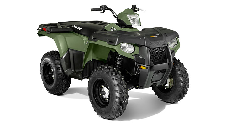 Polaris Outlaw 50 >> 2014 Polaris Sportsman 800 EFI, the Fun Workhorse - autoevolution