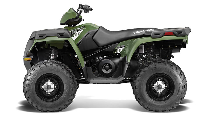 2014 polaris sportsman 800 efi the fun workhorse autoevolution. Black Bedroom Furniture Sets. Home Design Ideas
