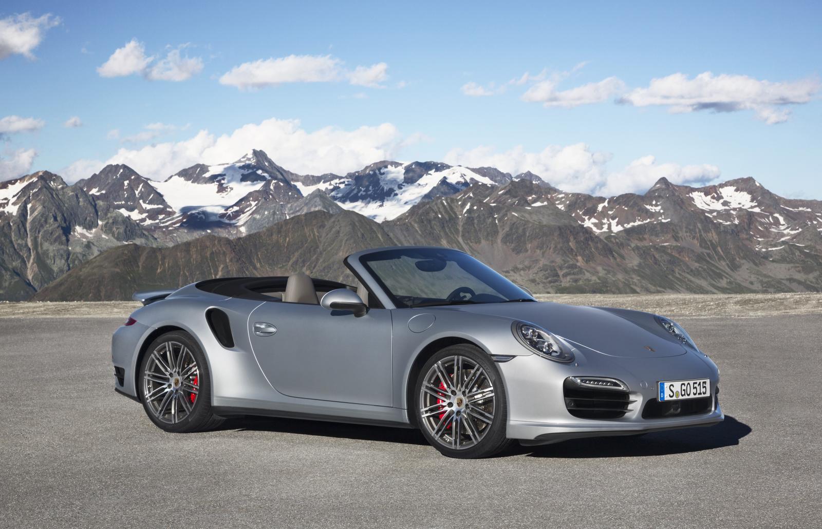 2014 porsche 911 turbo turbo s cabriolet revealed autoevolution. Black Bedroom Furniture Sets. Home Design Ideas