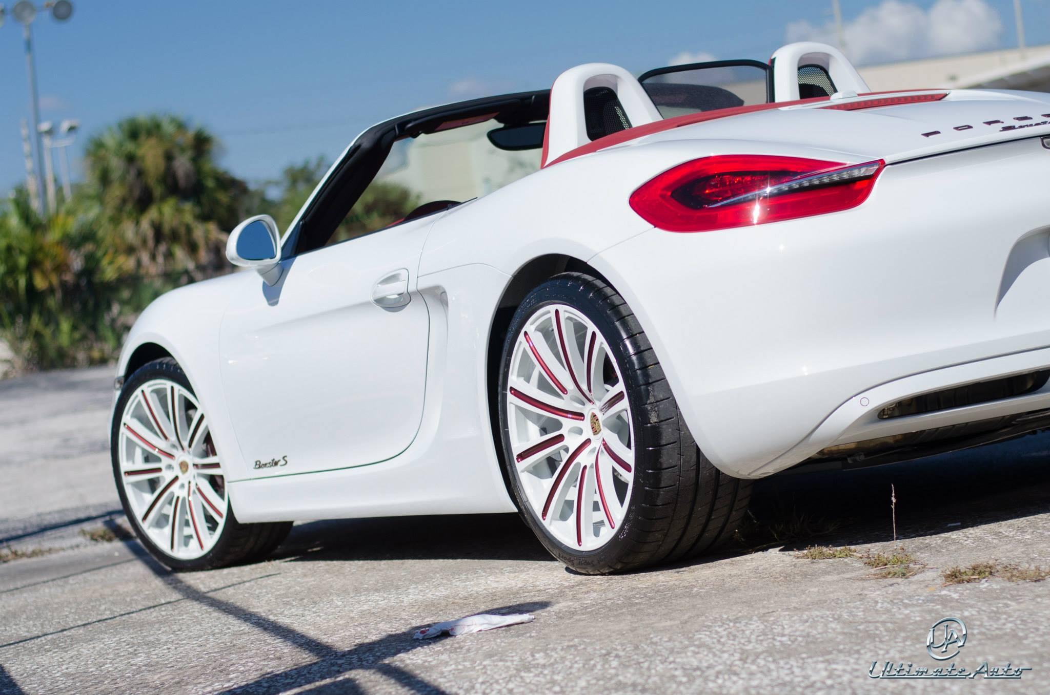 2014 Porsche Boxster Gets Vellano Mono Wheels Autoevolution
