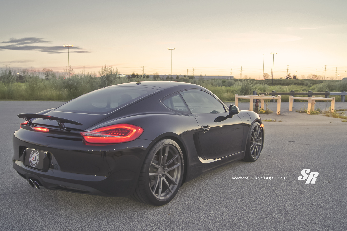 2014 porsche cayman gets 20 inch pur wheels. Black Bedroom Furniture Sets. Home Design Ideas