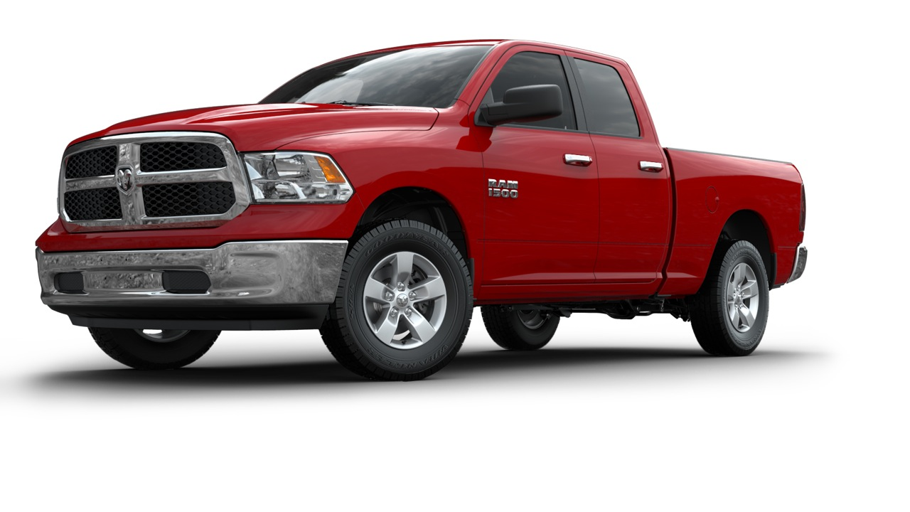 F 150 Tremor >> 2014 Ram 1500 Lineup Revealed - autoevolution