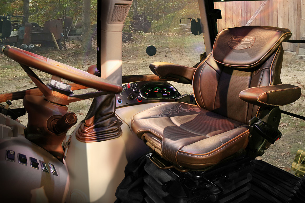 2014 Ram 3500 Laramie Longhorn Spawns Unique Case Backhoe - Photo