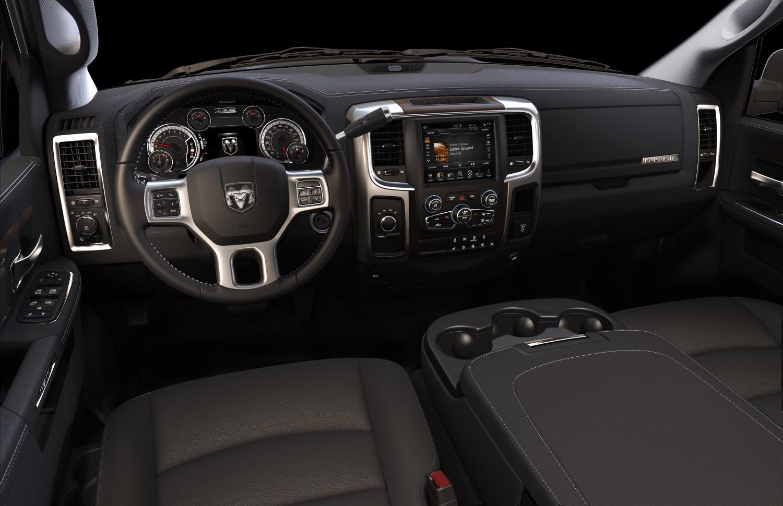 2014 Ram 2500 Interior