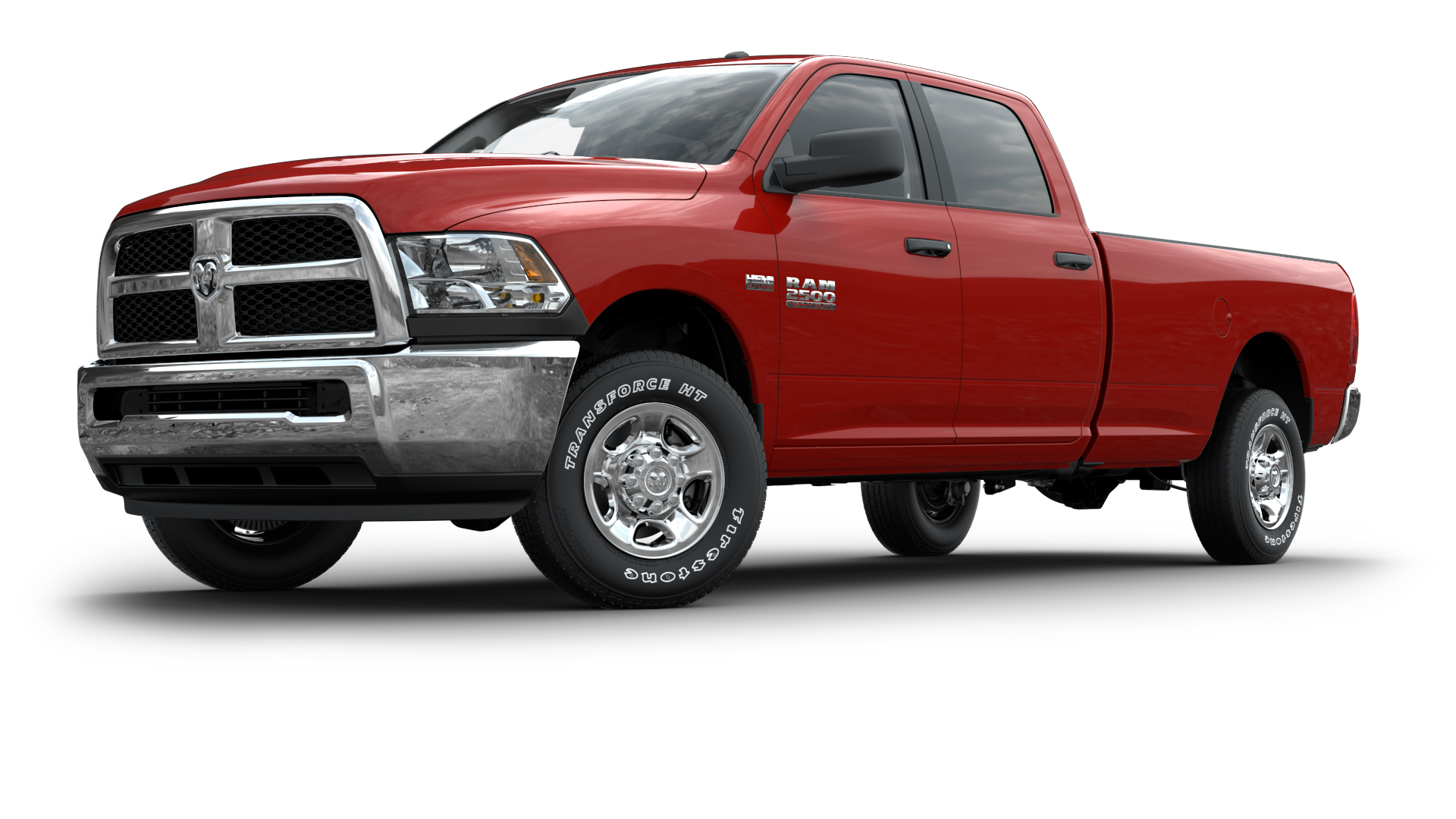 2014 Ram Heavy Duty Lineup Gets New V8 Hemi - autoevolution