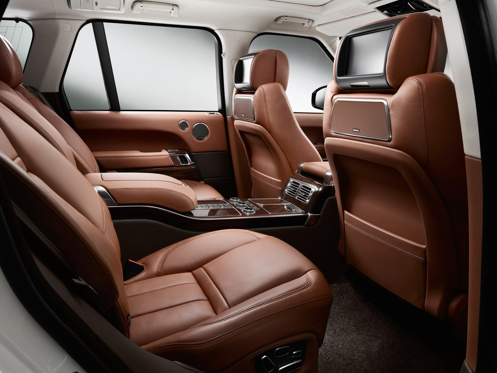 Range Rover L Extended Wheelbase Revealed Photo Gallery