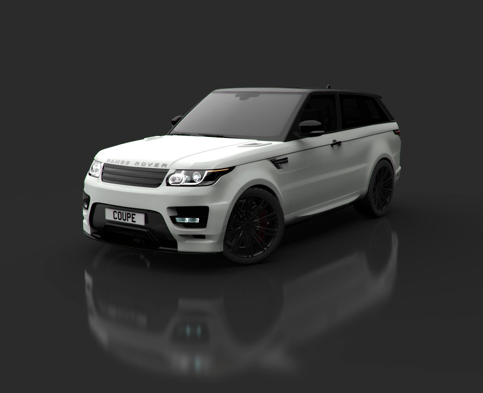 2014 Range Rover Sport Becomes A Coupe Via Bulgari
