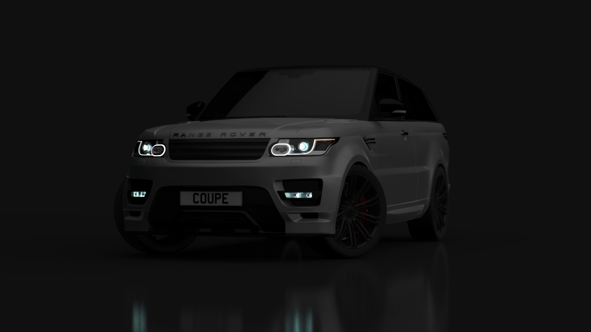 "2014 Range Rover Sport Becomes a ""Coupe"" via Bulgari ..."