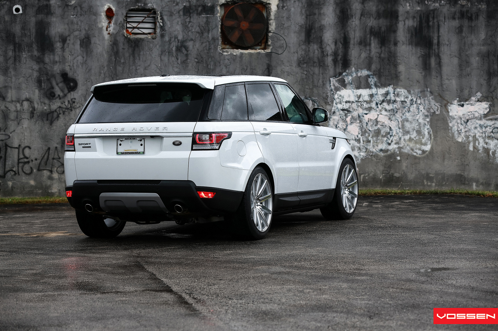Car Engines For Sale >> 2014 Range Rover Sport Gets Vossen Wheels - autoevolution